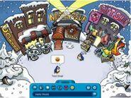 Original club penguin town