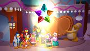 ADELANTO Estrellas y riquezas - Fiesta Sigan Pingüineando