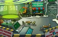 Operación Crustáceo Área 501 2
