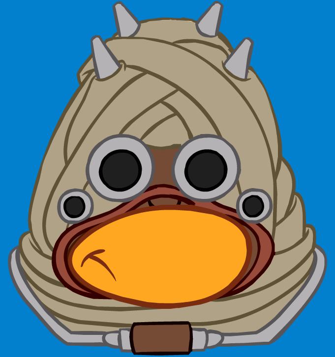 Máscara de Pirata Tusken