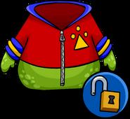 Alien Costume unlockable icon