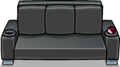 Black Designer Couch sprite 003