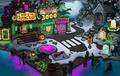 Halloween Party 2016 Beach