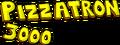 Pizzatron 3000 old logo