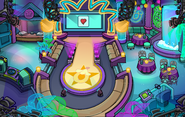 Puffle Party 2014 Stage