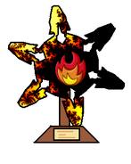Fireninja Snowflake Award