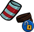 Pirate Arm Bands unlockable icon