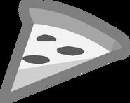 Pizza sin color