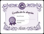 7. Puffle Violeta
