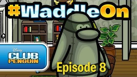 Club Penguin - WaddleOn - Episode 8