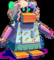 Dot Bot Malvado 2999