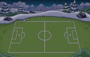 Estadio de Fútbol noche