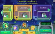 Operation Crustacean interface 3