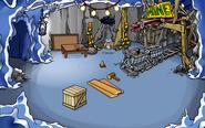 Puffle Rescue Construction Mine