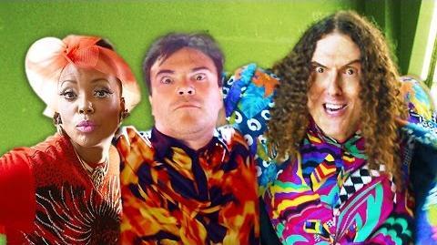 """Weird Al"" Yankovic's TACKY (Parody of Pharrell's ""Happy"") Official Music Video"