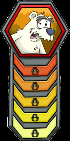 Pin de Autorización de Seguridad de Herbert