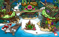 Adventure Party Temple of Fruit Dock 2