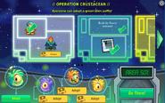Operation Crustacean interface 1