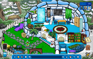 Polo Field in Towerofyikk's igloo