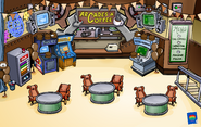 Puffle Party 2013 Arcade