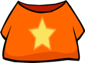 Camiseta de Estrella