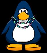 Collar Doble de Perlas tarjeta