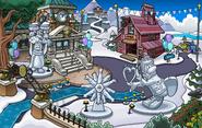 Festival de Nieve 2015 Cabaña de la Mina