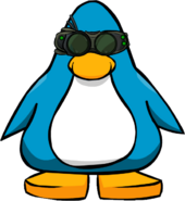 Smoke Goggles Player Card