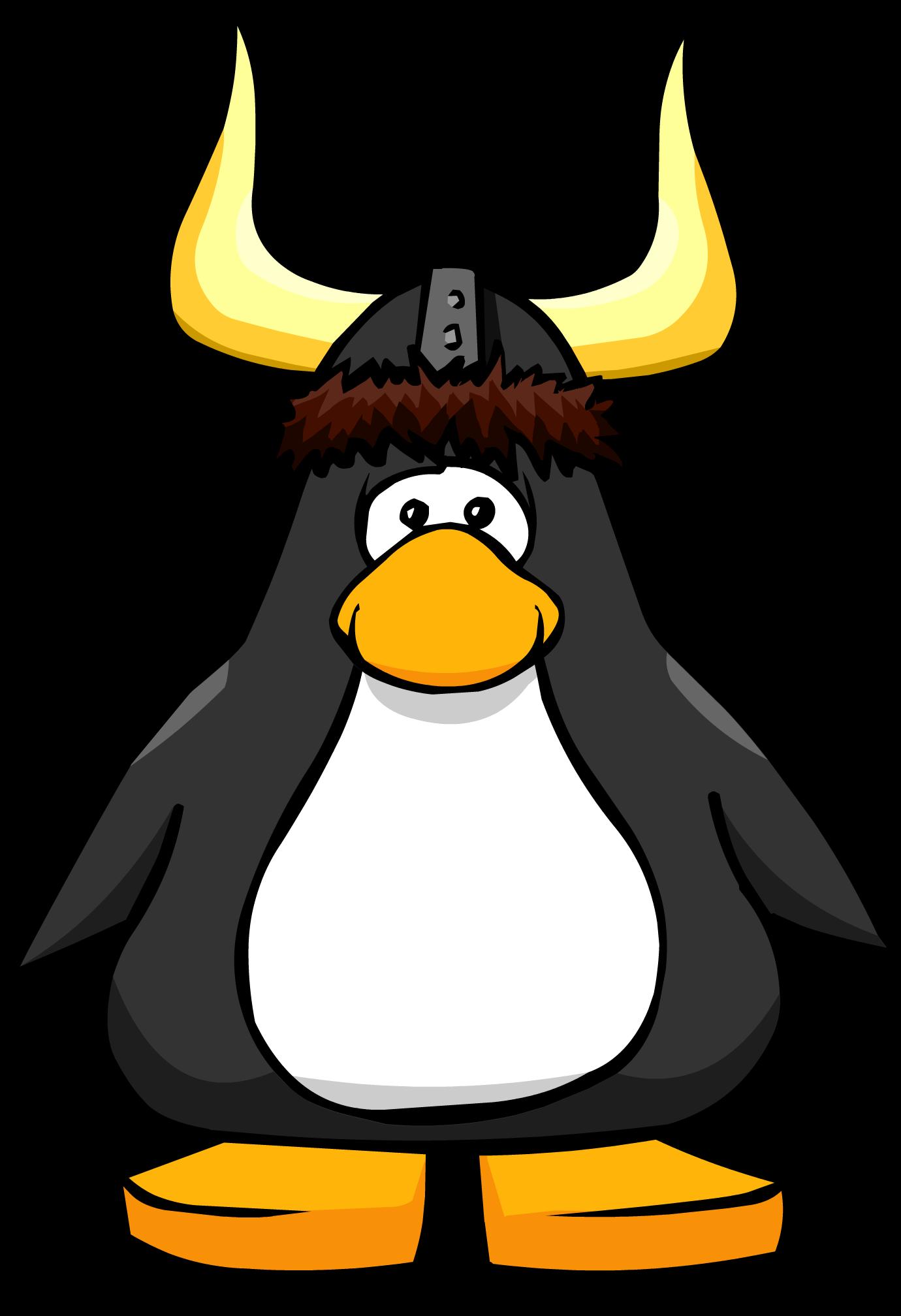 Black Viking Helmet