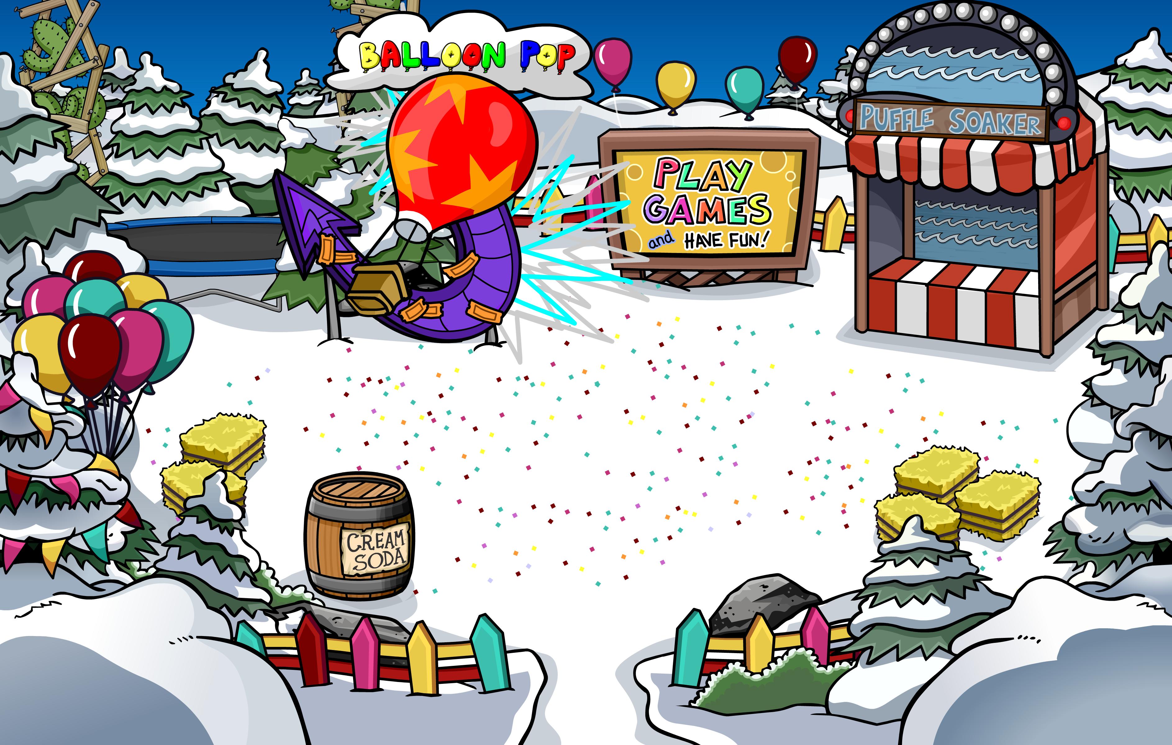 Bonus Game Room