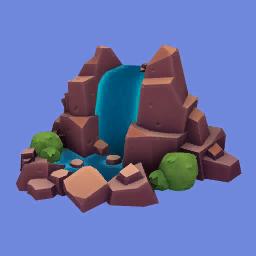 Cascada Selvática