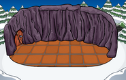 Cave Igloo with location and flooring