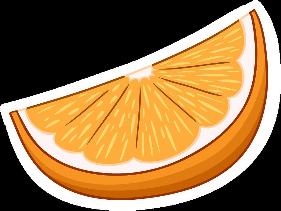 Pin de Gajo de Naranja