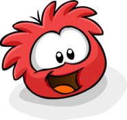 Red Puffle Normal