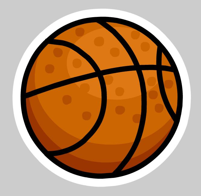 Pin de Basketball