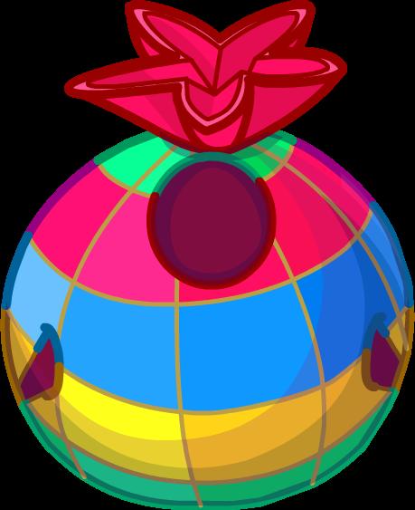 Disfraz de Piñata Voladora