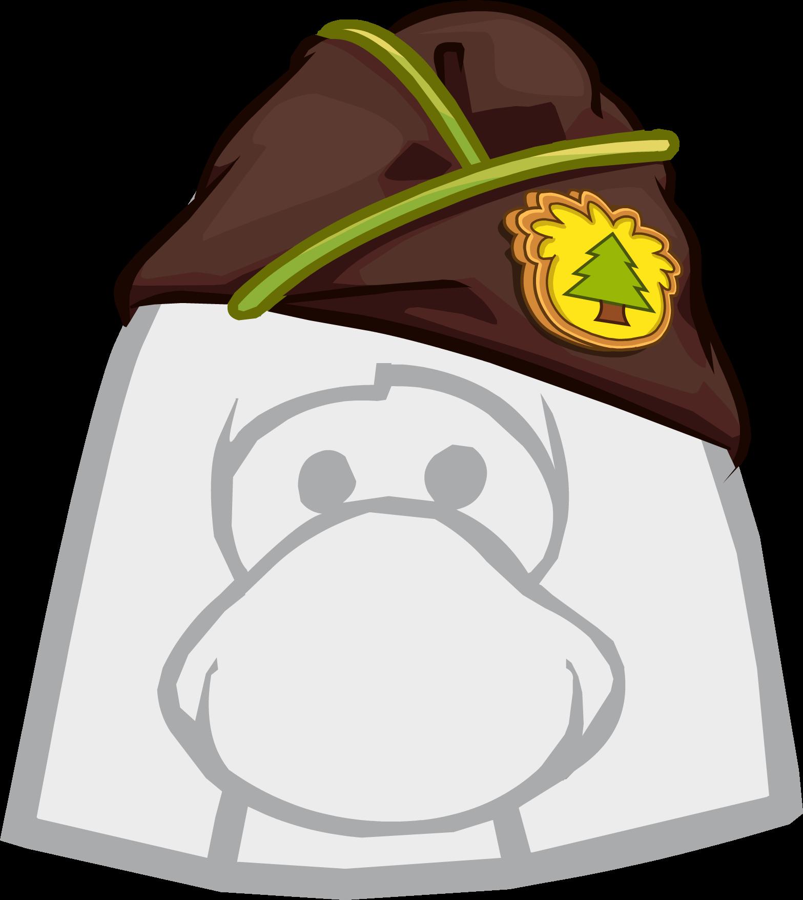 Gorra de Guía Pufflístico