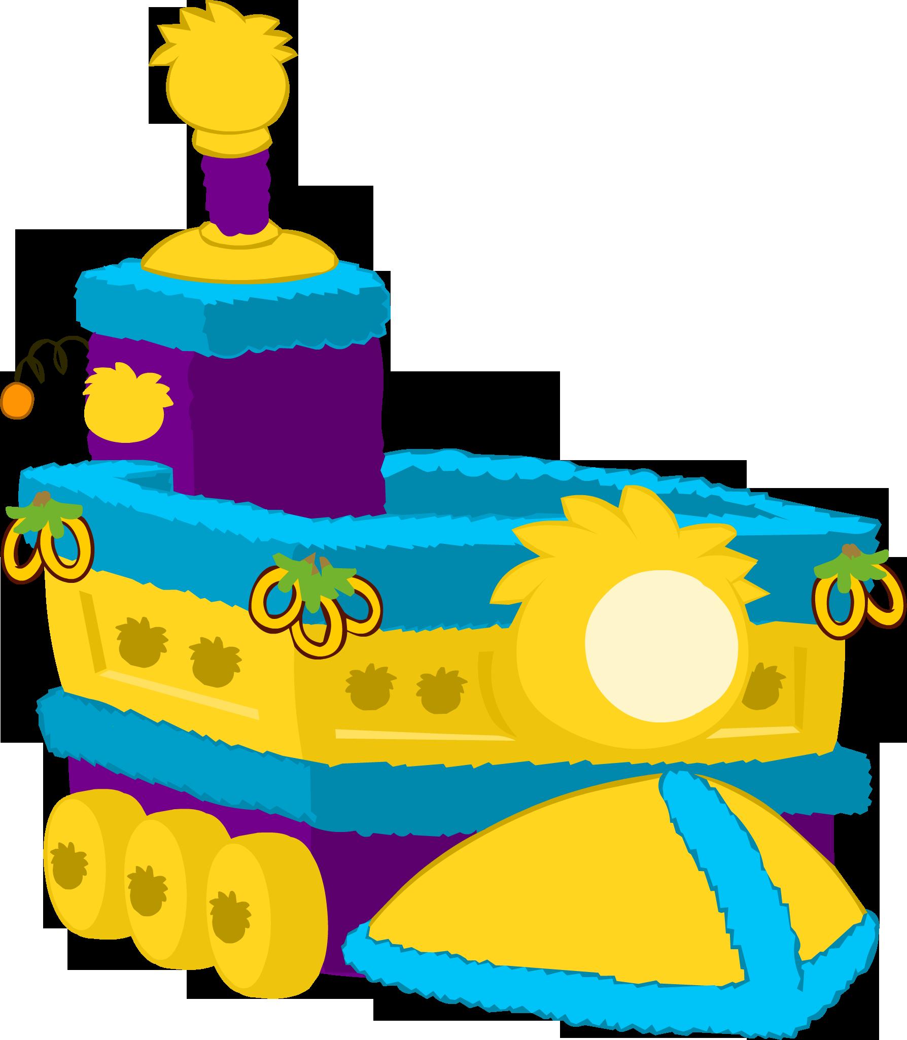 Locomotora Pufllística