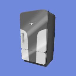 Refrigerador de Acero