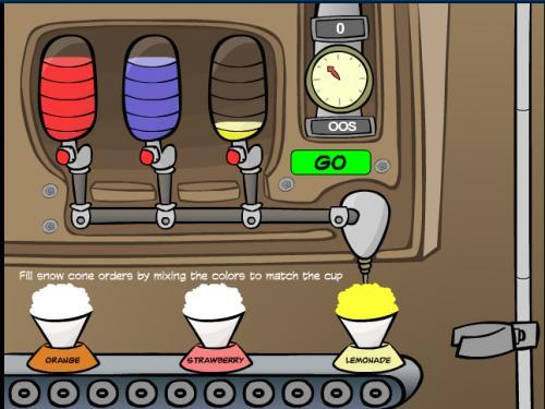 Snow Cone (game)