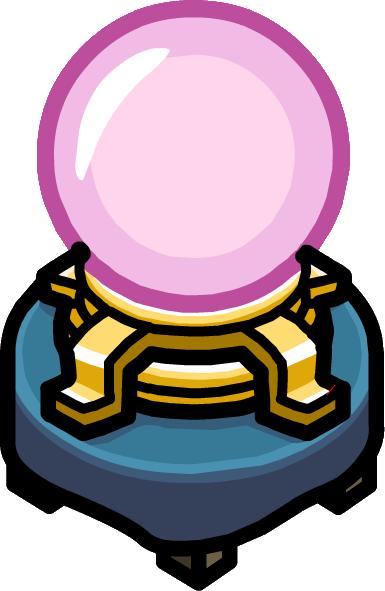 Bola de Cristal Mágica