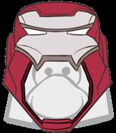 Casco de silver centurión