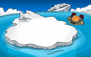 Underwater Expedition Iceberg