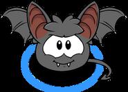 Bat Puffle transformation 2013 in game