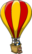 Jet Pack Adventure Hot Air Balloon 1