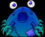 Blue Crab Costume