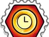 Light Speed Launch stamp