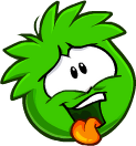 Puffle Verde 28