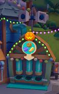 The Exchange exterior Halloween 2017