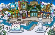 Festival de Nieve 2015 Plaza